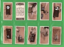 Tobacco Cigarette cards RADIO wireless How to  build
